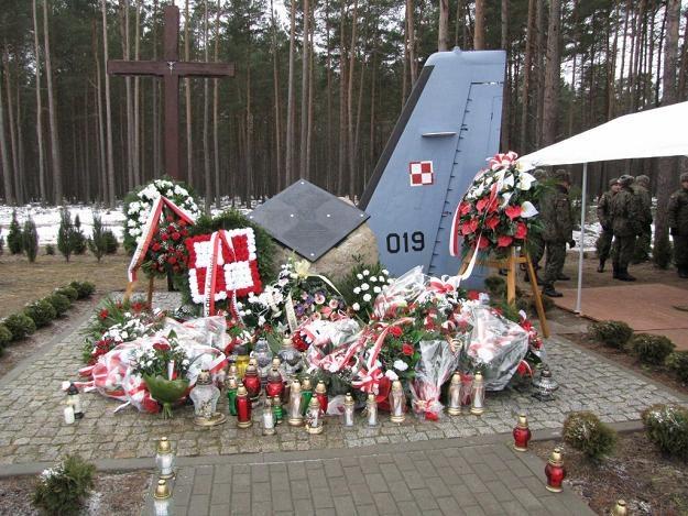 W katastrofie samolotu CASA C295 zginęło 20 wojskowych /RMF