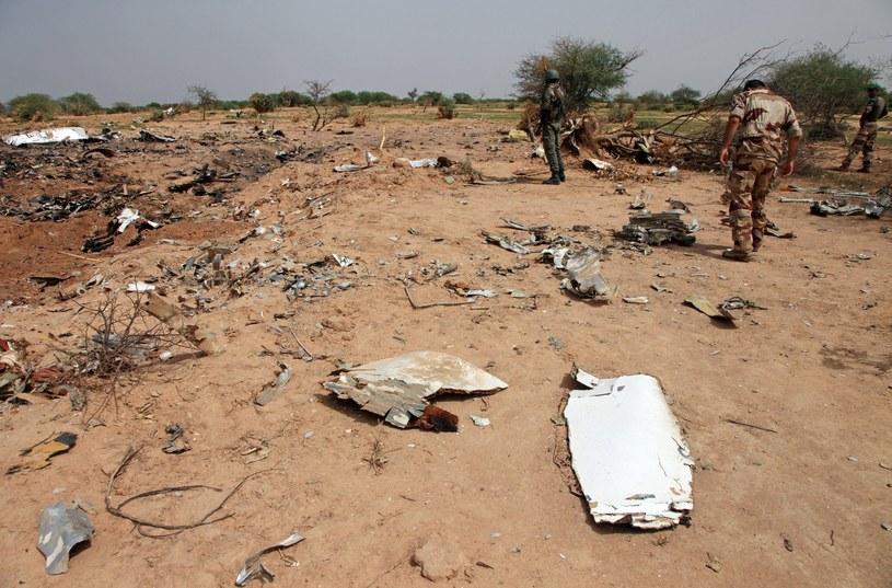 W katastrofie zginęło 116 osób /AFP