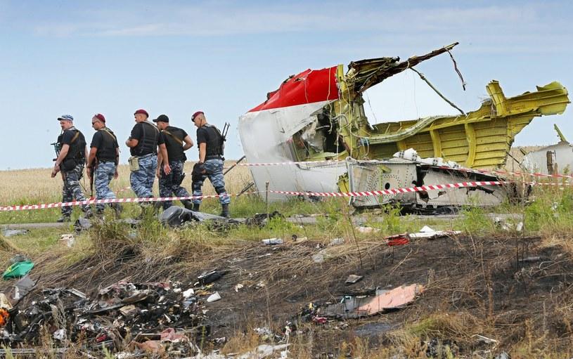 W katastrofie zginęło 298 osób, głównie obywatele Holandii /ROBERT GHEMENT /PAP/EPA