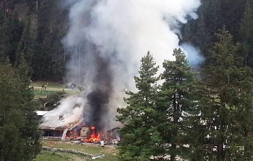 W katastrofie zginęło siedem osób /PAP/EPA