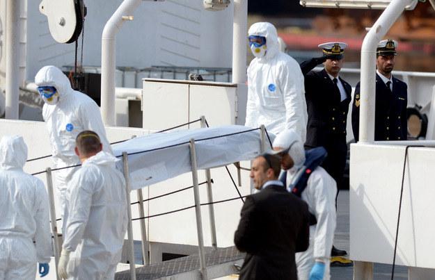 W katastrofie zginęły tysiące osób /AFP