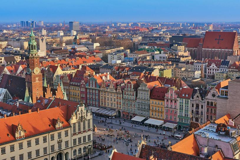 W kategorii nowych kierunków podróżniczych dziewiąte miejsce zajął Wrocław /123RF/PICSEL