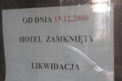 """W Katowicach """"straszy"""" hotel"""