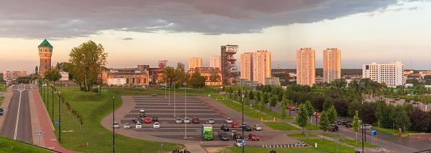 W Katowickiej Specjalnej Strefy Ekonomicznej przybędzie miejsc pracy. Nz. panorama Katowic /©123RF/PICSEL