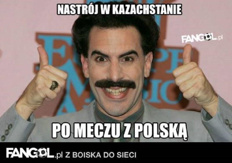 W Kazachstanie euforia /fangol.pl