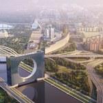 W Kazachstanie powstanie niezwykły most i budynek w jednym