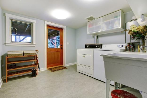 W każdym domu trzeba wydzielić pomieszczenie gospodarcze /©123RF/PICSEL