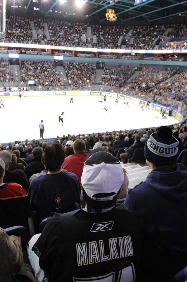 W KHL występuje już Jokerit Helsinki i jest jednym z silniejszych zespołów ligi. /AFP