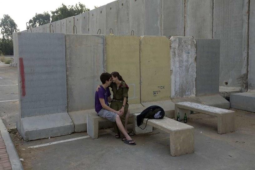 W kibucu były wolontariuszki ze wszystkich stron świata - mówi Alex Dancyg /AFP
