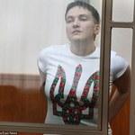 W Kijowie świętowano urodziny Nadiji Sawczenko