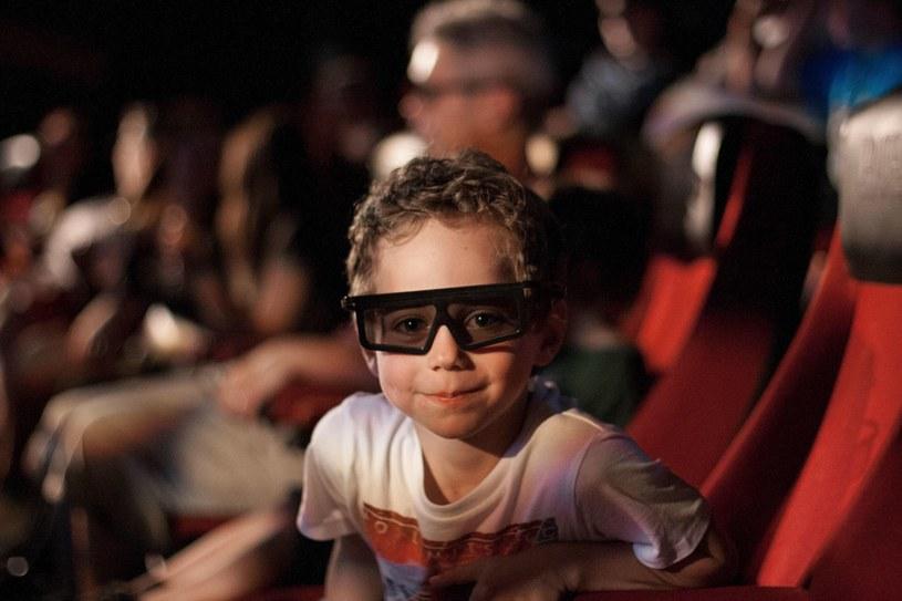 W kinach są organizowane seanse dla dzieci /123RF/PICSEL