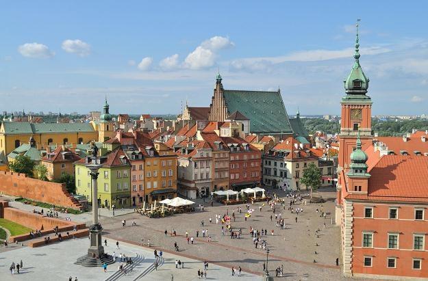 W klasyfikacji najdroższych miast świata Warszawa jest na 57. miejscu /©123RF/PICSEL