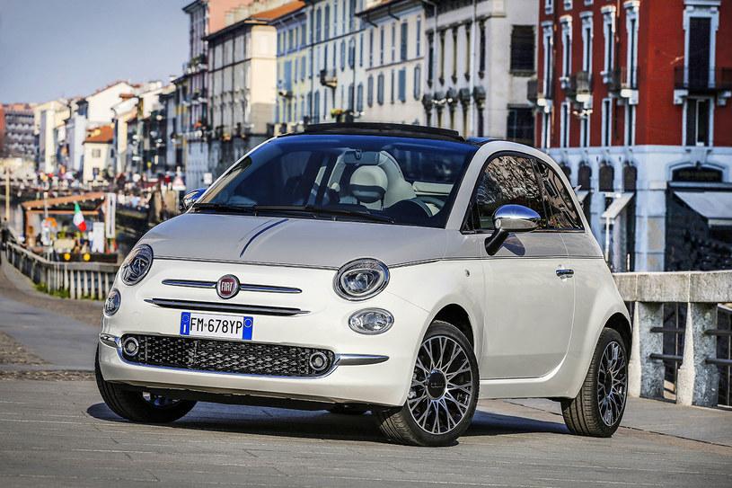 W kolejnych latach Fiat ma opierać się głównie na rodzinie modelu 500 /