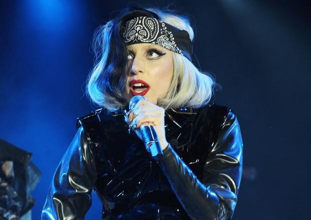 W kolejnym notowaniu Lady Gaga powinna znaleźć się już w ścisłej czołówce - fot. Dave J Hogan /Getty Images/Flash Press Media