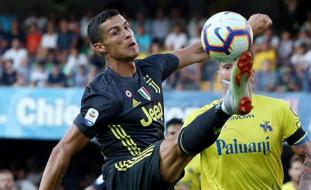 """""""W końcu mnie dopadł"""". Złamany nos bramkarza po starciu z Ronaldo"""