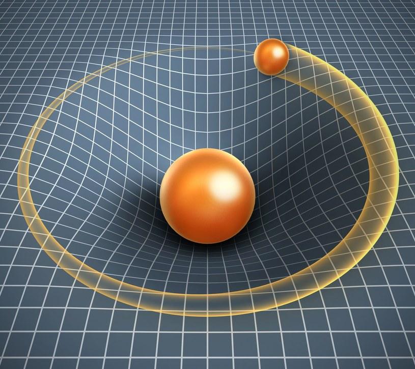 W końcu udało się odkryć fale grawitacyjne /123RF/PICSEL