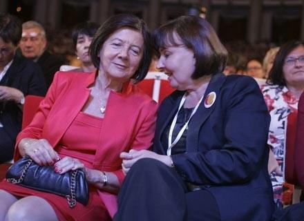 w Kongresie Kobiet wzięła udział, m.in. Maria Kaczyńska/fot. Piotr Piwowarski /Agencja SE/East News