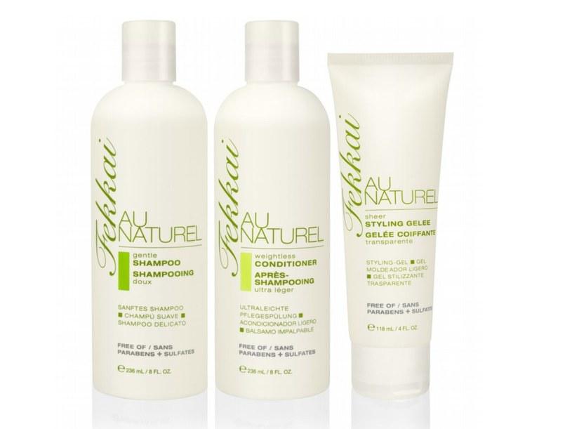 W kosmetykach zawarte są naturalne składniki roślinne  /materiały prasowe