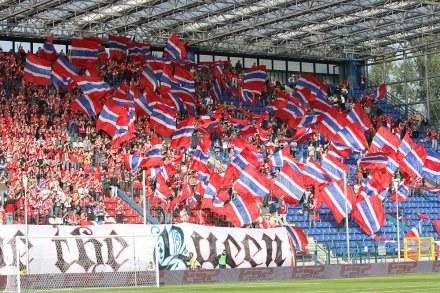 W Krakowie będzie mecz przyjaźni. /INTERIA.PL