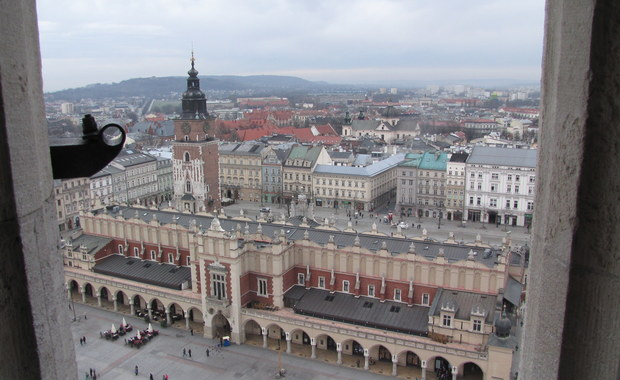 W Krakowie nie ma starówki!