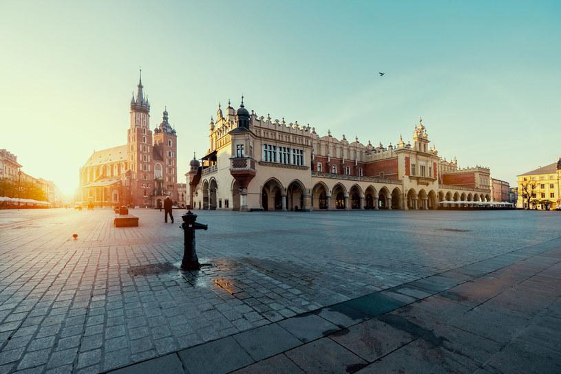 W Krakowie nie można się nudzić /123RF/PICSEL