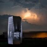 W Krakowie stanie Smog Free Tower