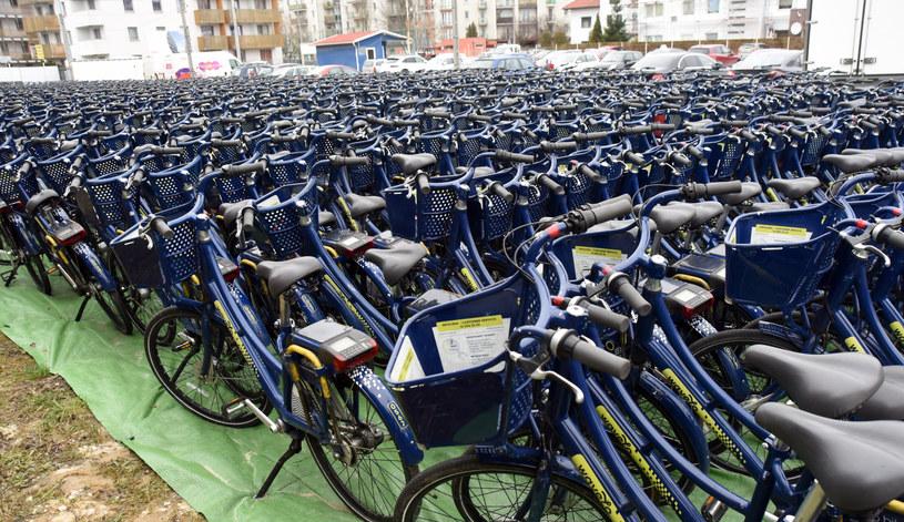W Krakowie system miejskiego roweru upadł jeszcze przed pandemią /Marek Lasyk  /Reporter