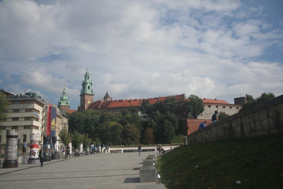 W Krakowie w poniedziałek poprawiła się jakość do powietrza /Maciej Nycz /RMF FM