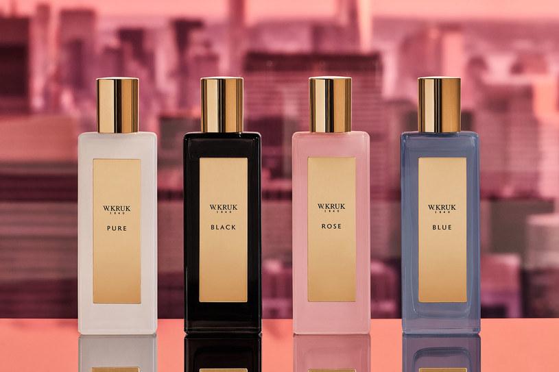 W.KRUK: Kolekcja luksusowych zapachów /materiały prasowe