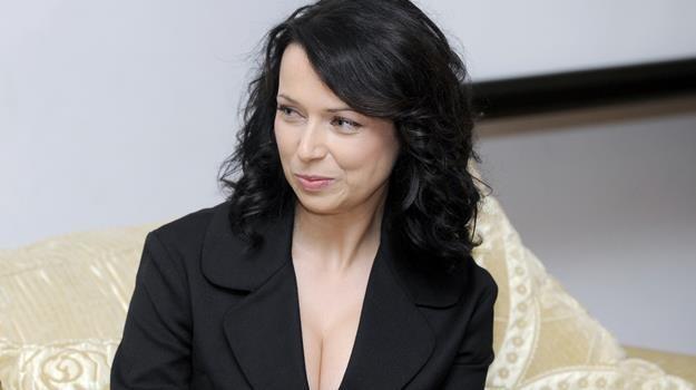 W kwietniu Katarzyna Pakosińska skończy 41 lat / fot. Mieszko Piętka /AKPA