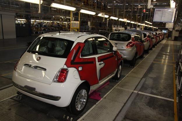 W kwietniu produkcja samochodów znacznie spadła /INTERIA.PL