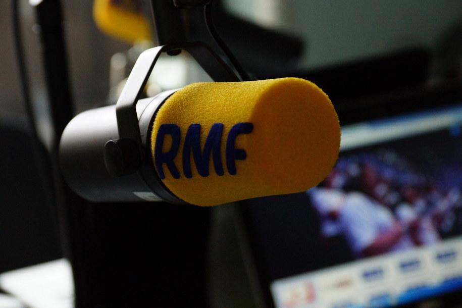 W kwietniu RMF FM był najczęściej cytowaną stacją radiową w Polsce /Michał Dukaczewski /RMF FM