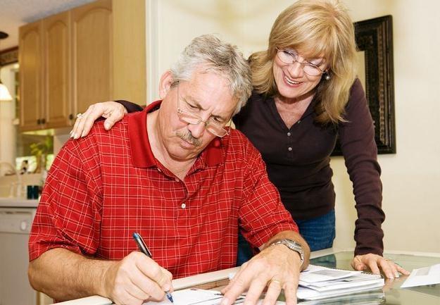 W kwietniu spadła liczba emerytów i rencistów /©123RF/PICSEL