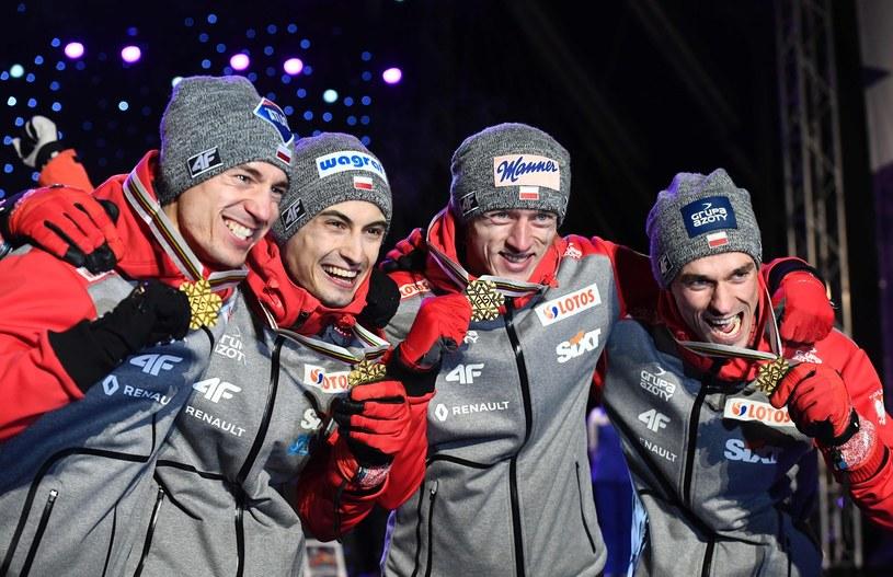 W Lahti Polacy osiągnęli historyczny sukces /AFP