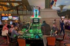 W Las Vegas zapełniły się hotele, restauracje i kasyna