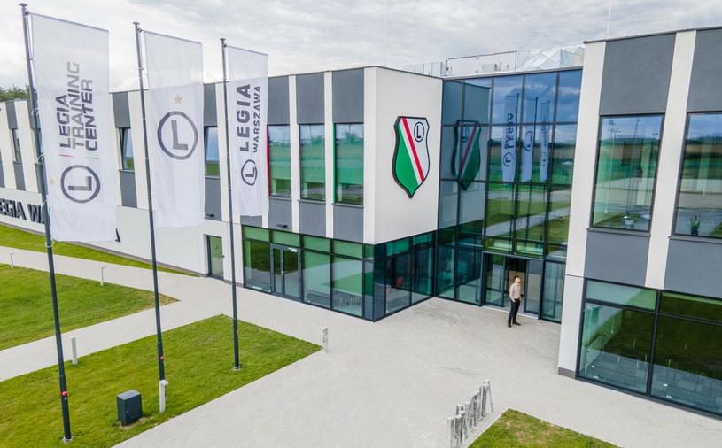 W Legia Training Center rozpoczęły się już pierwsze przedsezonowe przygotowania warszawskiej drużyny /Foto Olimpik/REPORTER /East News