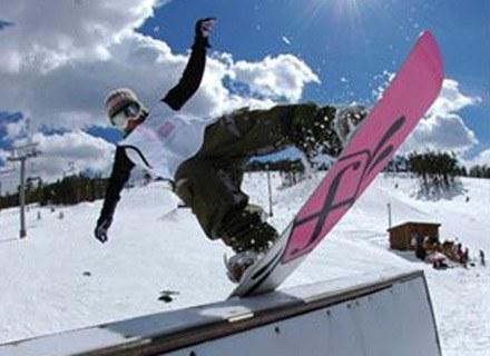 W Les Alpes 2 można jeździć na snowboardzie przez cały rok /materiały prasowe