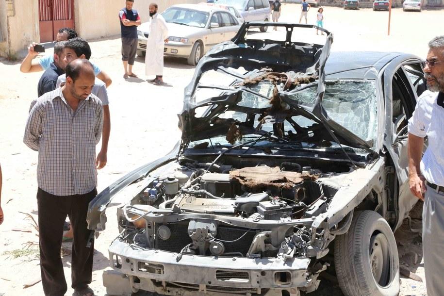 W Libii zaostrza się konflikt między grupami rebeliantów /STR /PAP/EPA