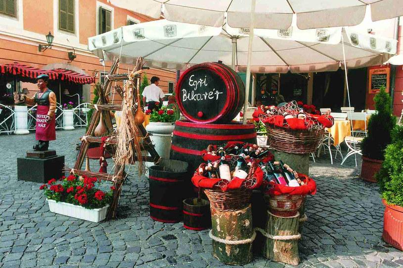 W lipcu (11-14) w miejscowości Eger na Węgrzech ma miejsce Festiwal Byczej Krwi - Egri bikavér /materiały prasowe