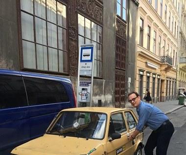 W lipcu w Bielsku-Białej prezentacja Fiata 126p, którego otrzyma Tom Hanks