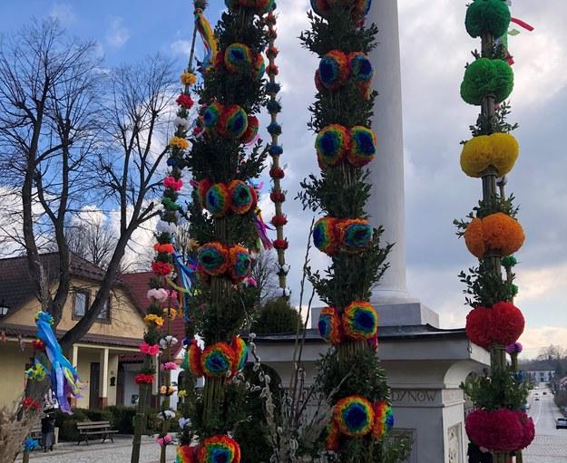 W Lipnicy Murowanej odbył się słynny konkurs palm wielkanocnych. Zobaczcie zdjęcia!
