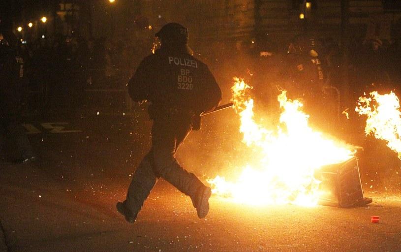 W Lipsku przeciwko ksenofobii i rasizmowi protestowało ponad 30 tysięcy osób /AFP