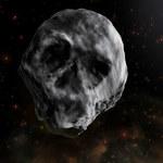 W listopadzie Ziemię minie asteroida o kształcie czaszki