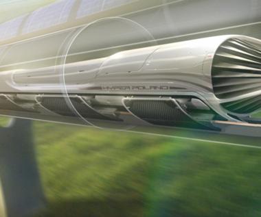 W Łodzi powstanie tor testowy futurystycznej kolejki Hyperloop