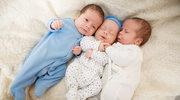 W Łodzi urodziły się trojaczki
