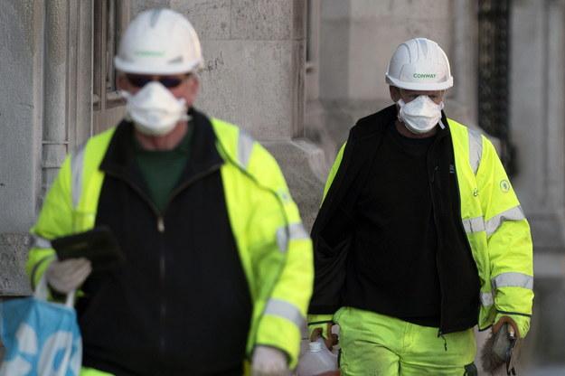 W Londynie powstaje olbrzymi szpital polowy dla zarażonych koronawirusem
