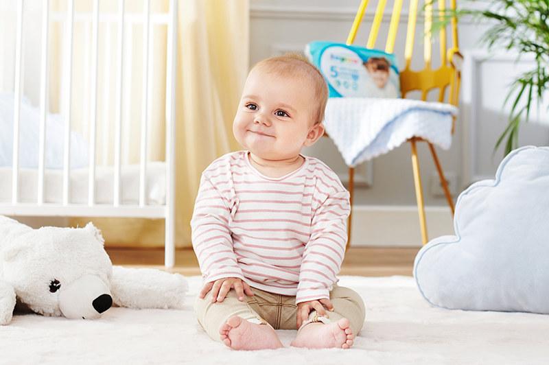 W Lupilu Premium znajdziemy aż trzy nowe technologie, które zastosowano, by pieluszki były jeszcze bardziej chłonne i bezpieczne dla skóry dziecka /materiały promocyjne