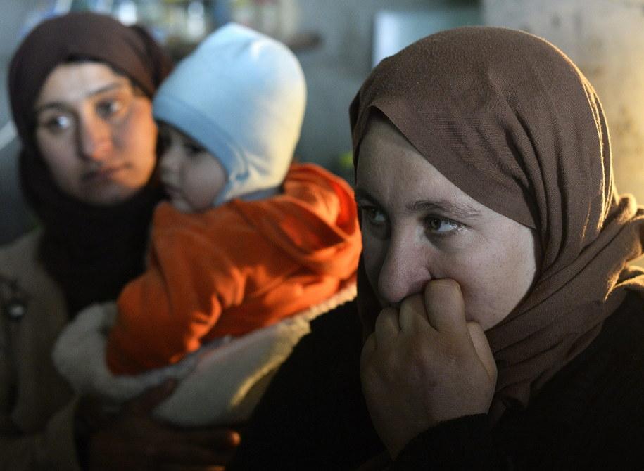 W lutym libijski odłam IS zamieścił w internecie wideo pokazujące egzekucję 21 Koptów /ROBERT JAEGER /PAP/EPA