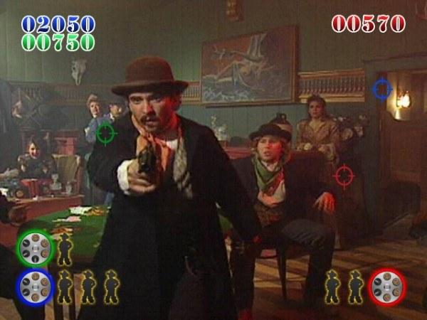 W Mad Dog McCree granica pomiędzy grą a interaktywnym filmem była bardzo cienka /Informacja prasowa