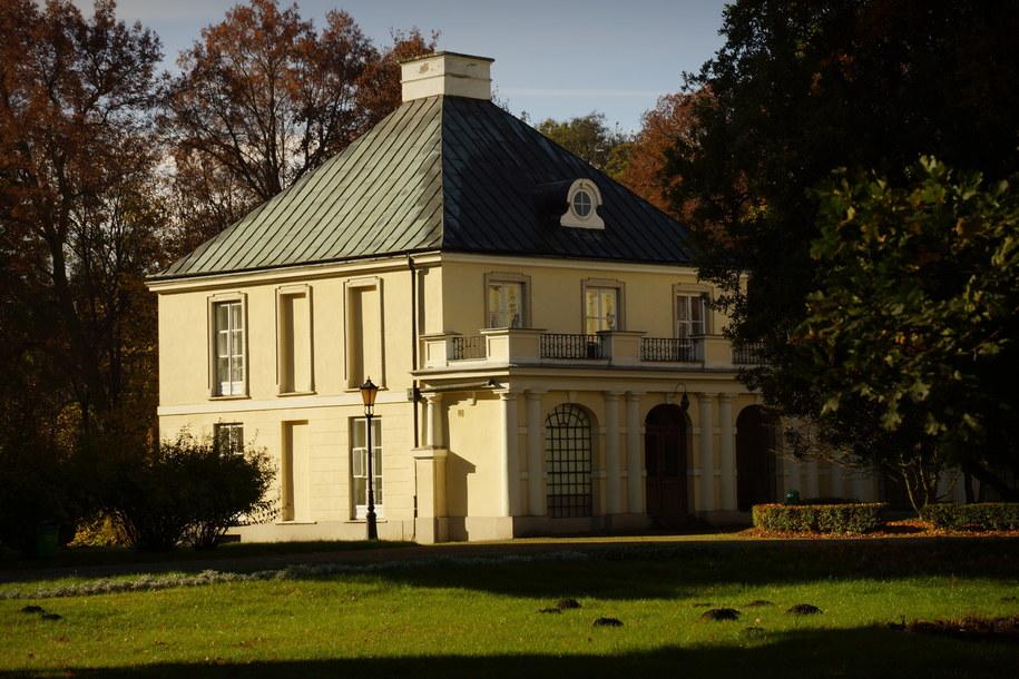 W maju 1810 roku w pałacu w Walewicach na świat przychodzi syn cesarza i Marii Walewskiej /Michał Dukaczewski /RMF FM